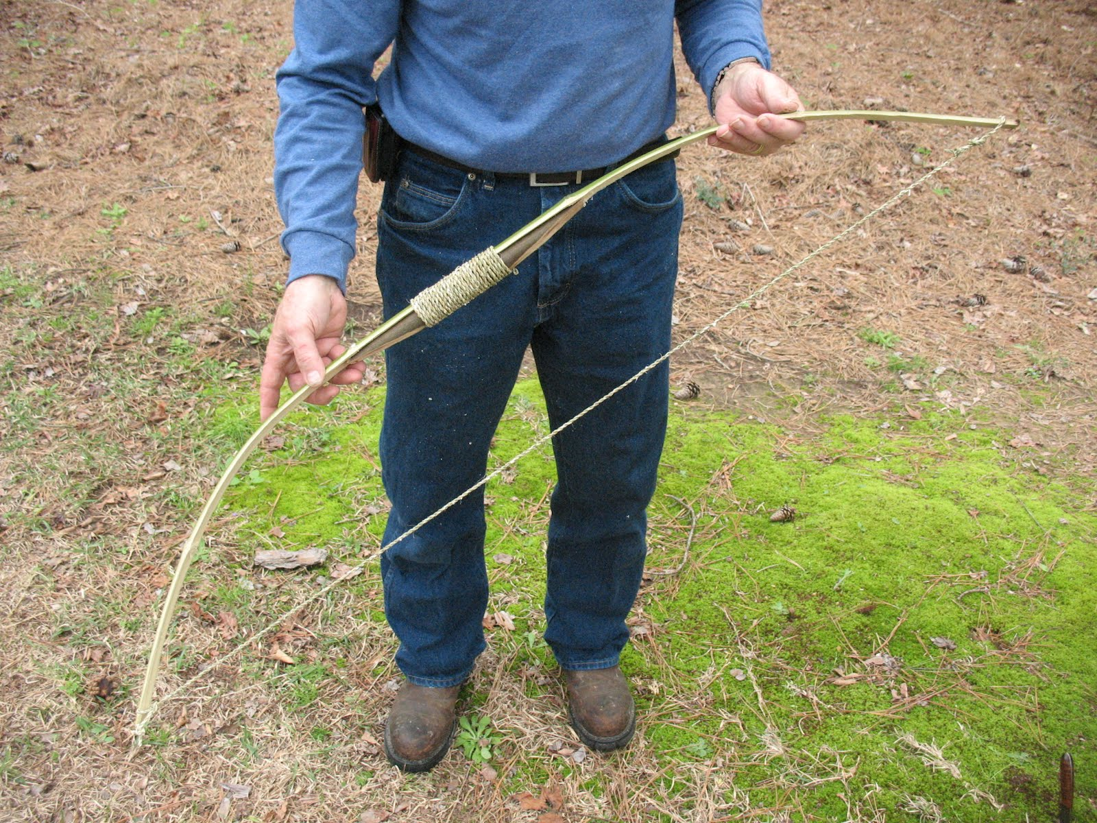 Sensible Survival: Build a Bamboo Survival Bow in 30 Minutes