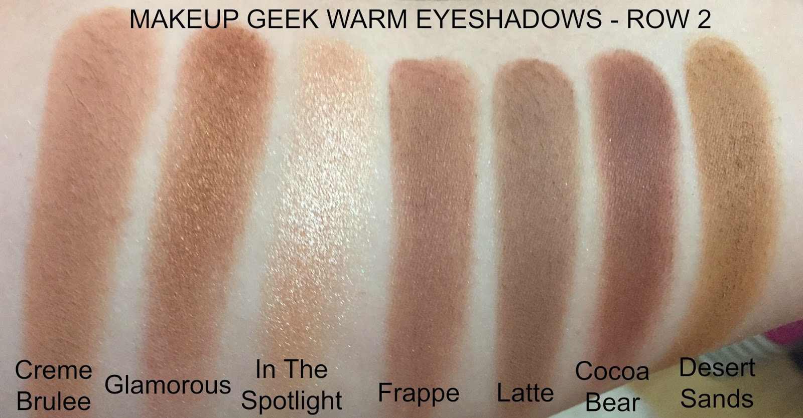 Creme Brulee Is An Absolute Necessity If You Re Interested In Trying Out Some Warm Toned Mug Eyeshadows As This Eyeshadow One Of My Top 10
