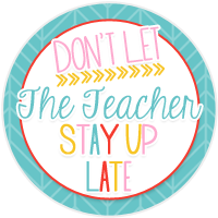 Don't Let the Teacher Stay Up Late
