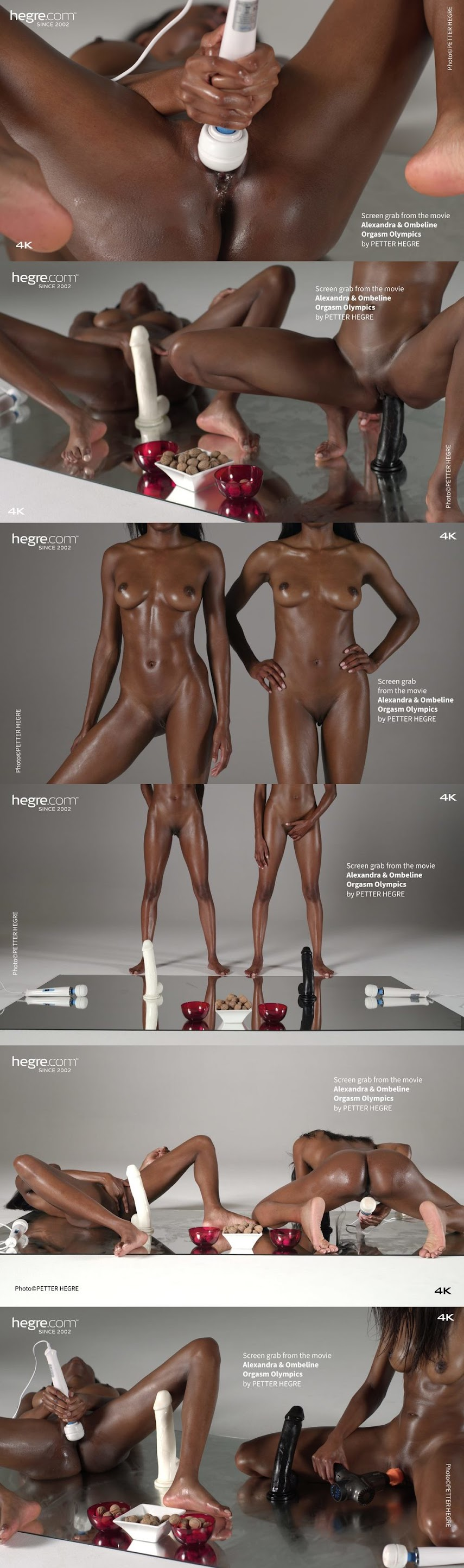 [Art] Alexandra And Ombeline - Orgasm Olympics - Girlsdelta