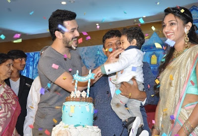 director_surender_reddy_son_birthday_celebrations