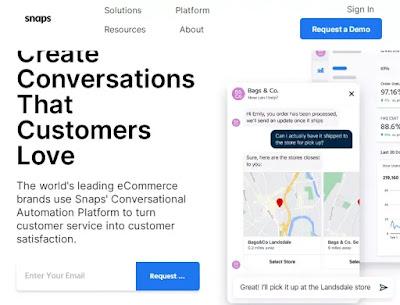 Bot Facebook Messenger Terbaik untuk Bisnis-3
