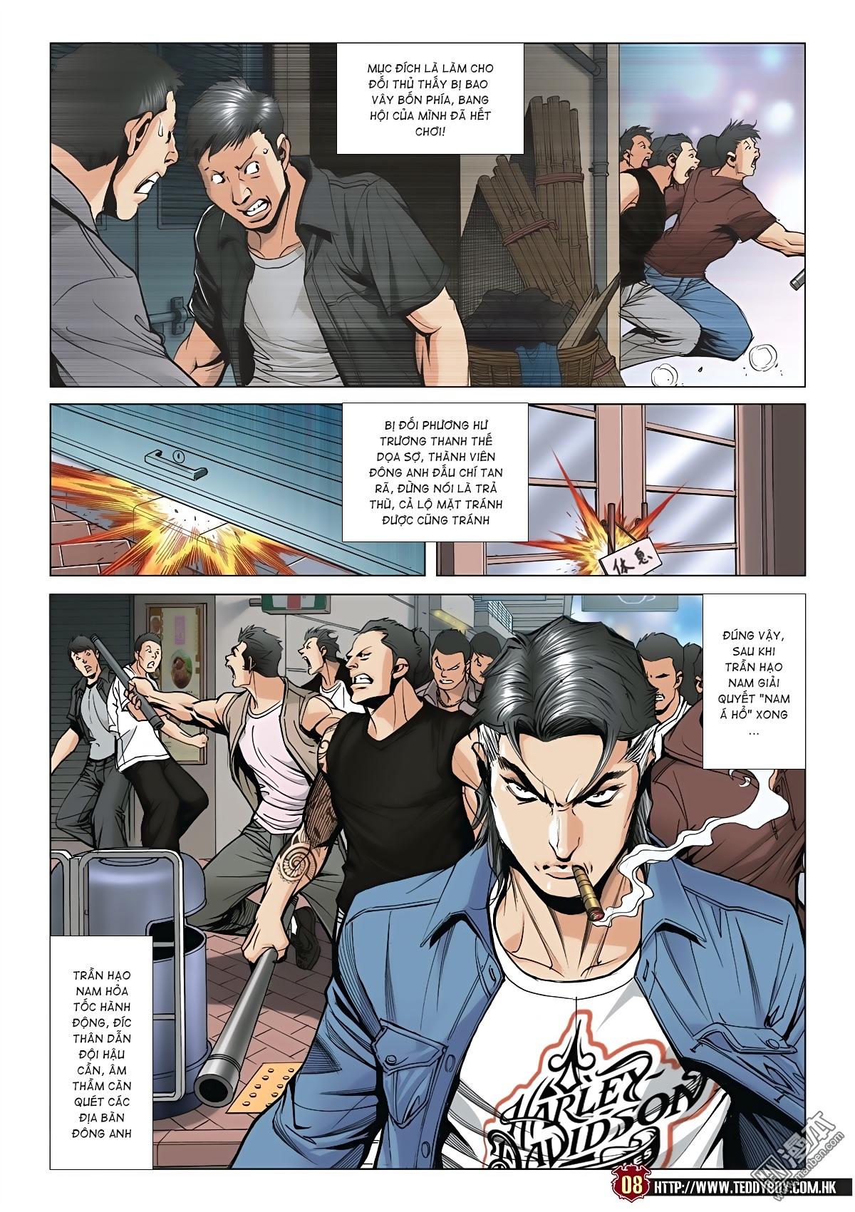 Người Trong Giang Hồ chapter 2045: câu chuyện thiên thu trang 7