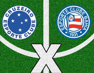 Assistir Bahia x Cruzeiro ao vivo 21h50 Brasileirão Série A