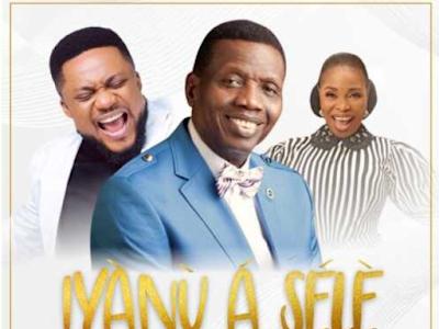 Tim Godfrey Ft Pastor E A Adeboye & Tope Alabi - IYANU A SELE
