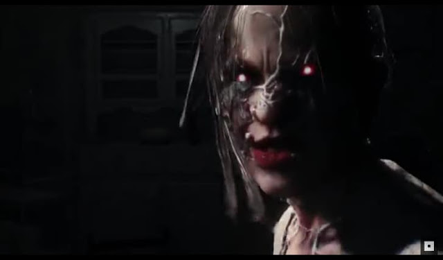 Second screenshot from Evil Within 2 trailer