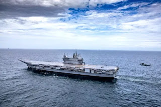 India Largest Indigenous Aircraft Carrier 'Vikrant' Conducted Sea Trials, Know in Detail