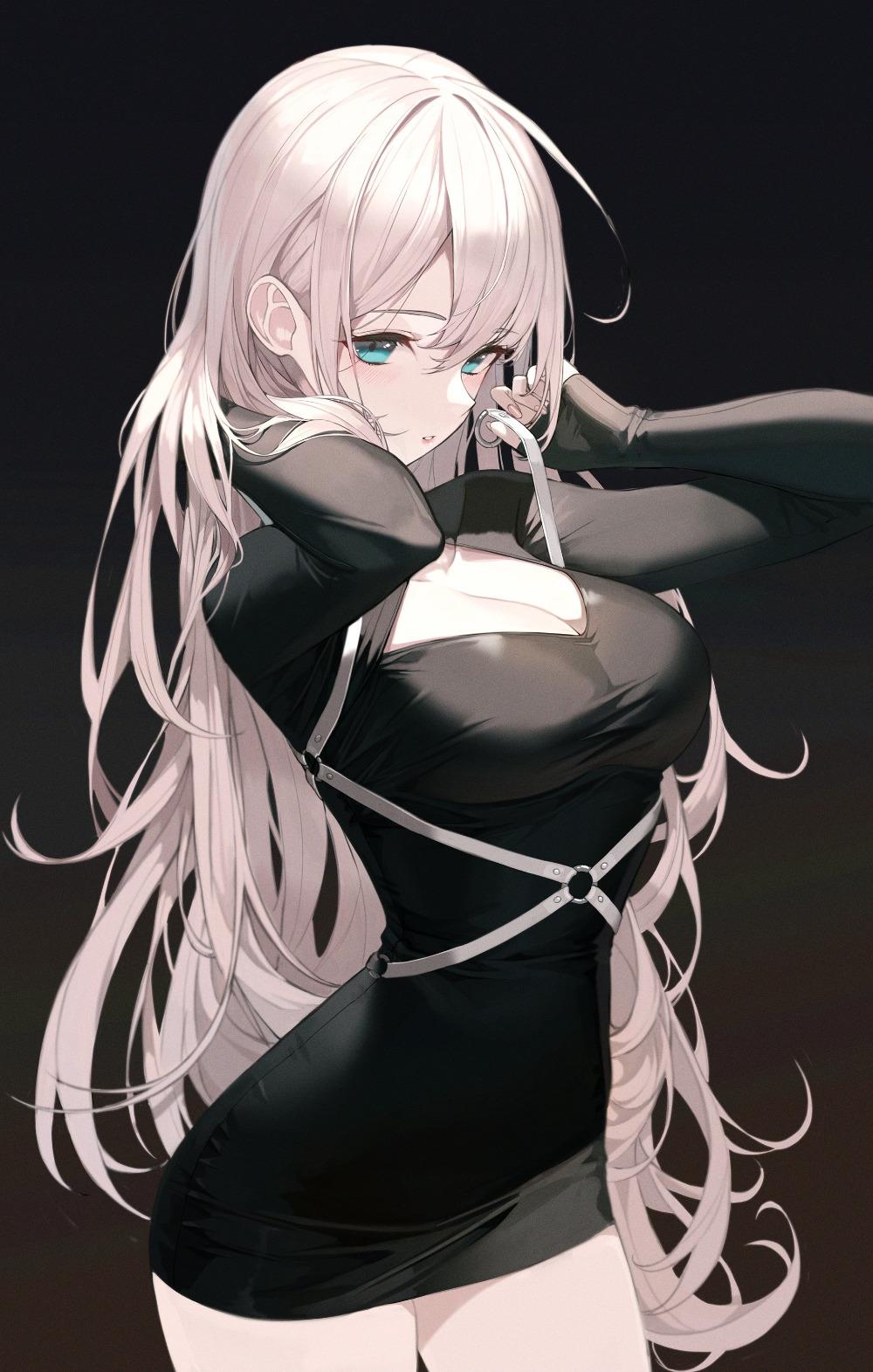 super sexy anime girls