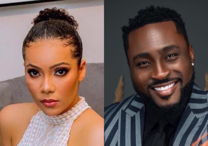 """BBNaija 2021: """"I feel what he said is disrespectful because it didn't happen"""" – Maria react to what Pere said that he figured her (Video)"""
