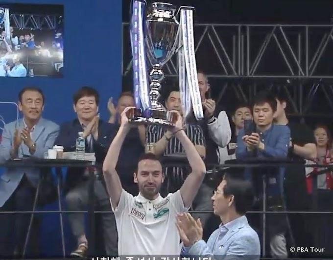 3 Cushion - Best shots of Kasidokostas in PBA (Korea 2019)
