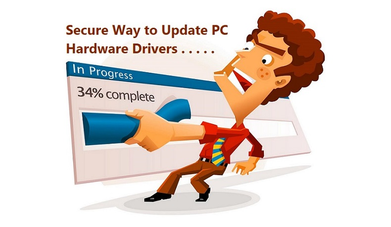Secure Way to Update PC Hardware Drivers