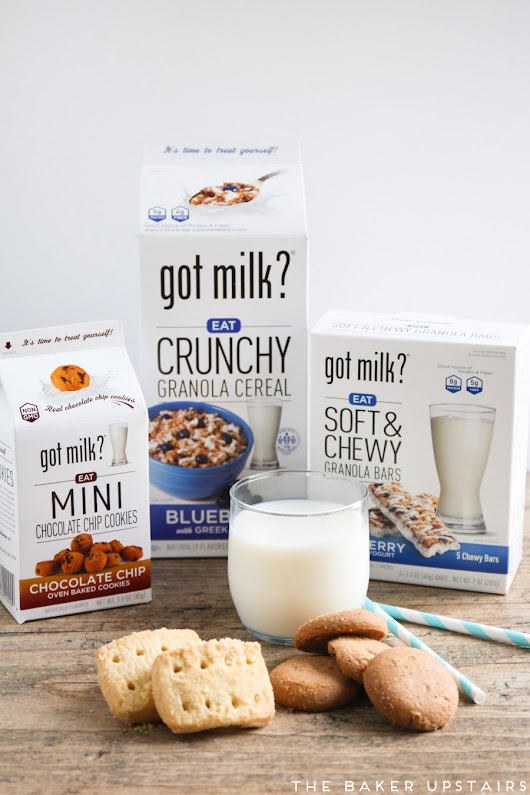 got milk? snacks and #bestinclass giveaway!