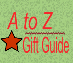 My A To Z Gift Guide It Went Bit Longer Than I D Planned Obviously But Did Get Everthing Posted By Christmas Day Which Soon Became