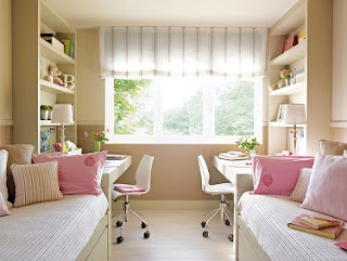 Habitación juvenil para dos chicas
