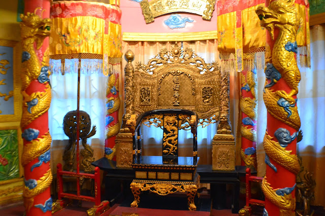 Dalat, Vietnam, palais d'été
