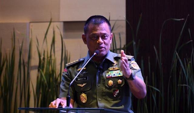 Panglima TNI: Isu Intoleransi Sengaja Didesain untuk Memecah Belah dan Menguasai RI