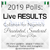 LIVE: Results Collation From Nigeria's Presidential, Senatorial and House of Reps