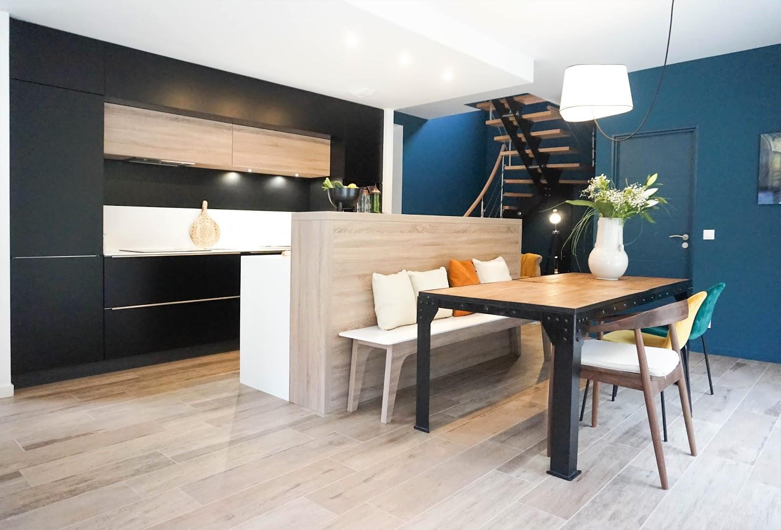 aménagement intérieur maison neuve