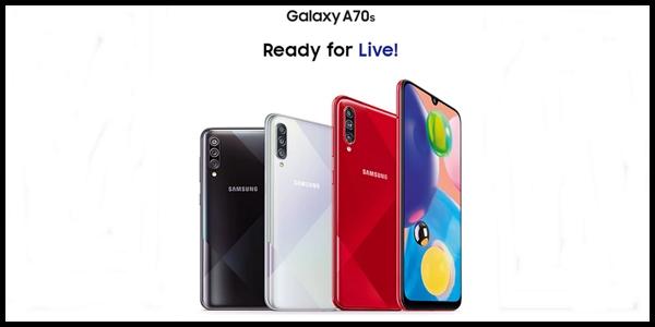 Tips dan Trik HP Samsung A70s