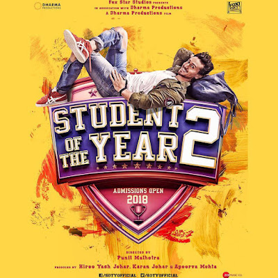 Tiger Shroff Stundent Of Year 2 Movie HD Picture
