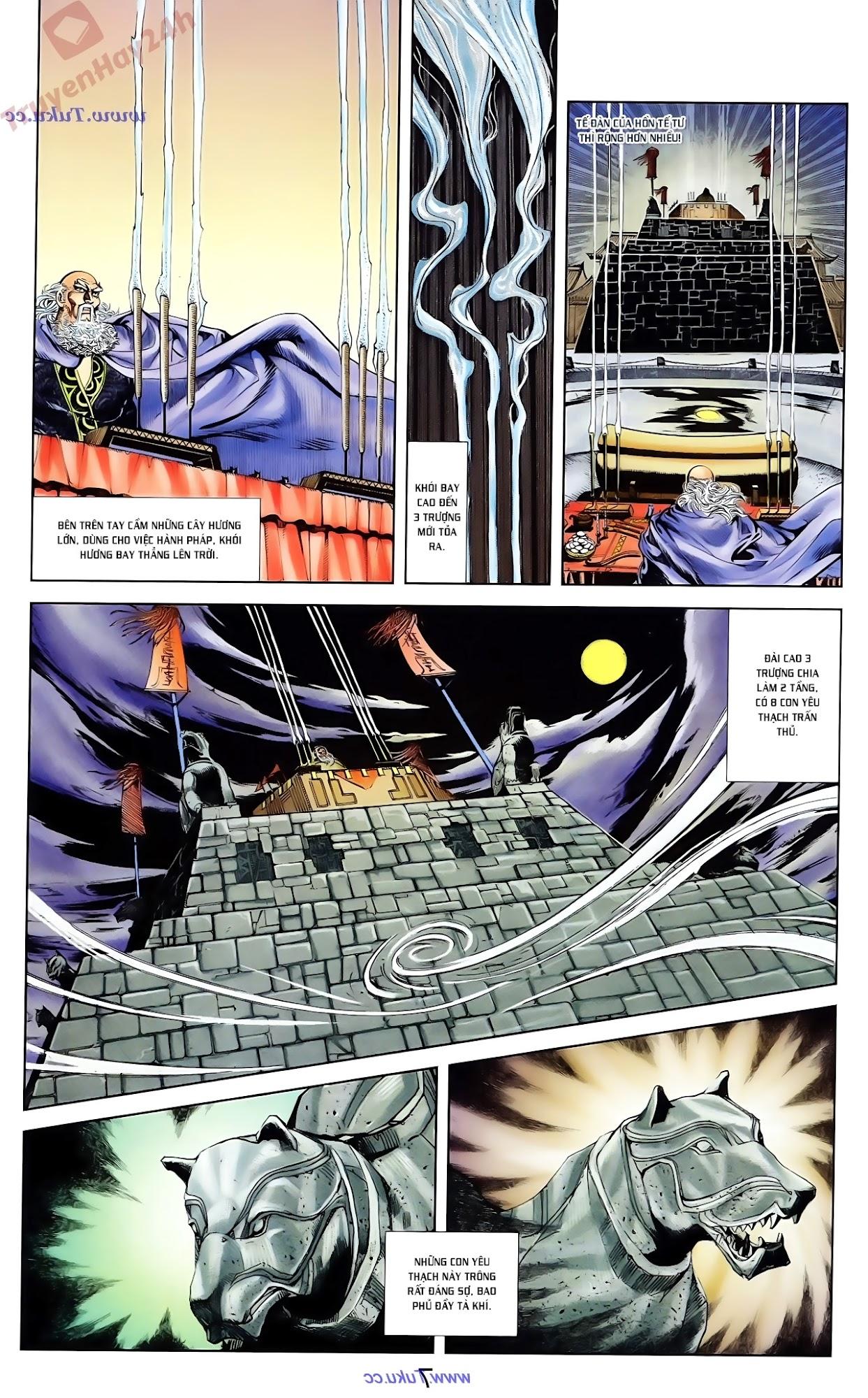 Cơ Phát Khai Chu Bản chapter 79 trang 6