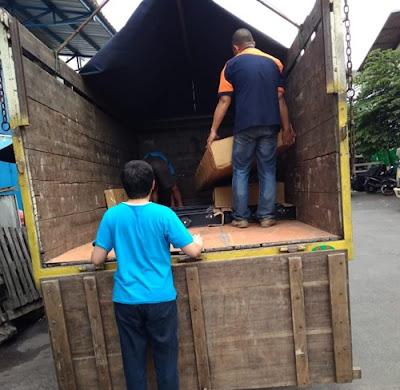 Angkutan Truk CDD Bak Jakarta Semarang Solo