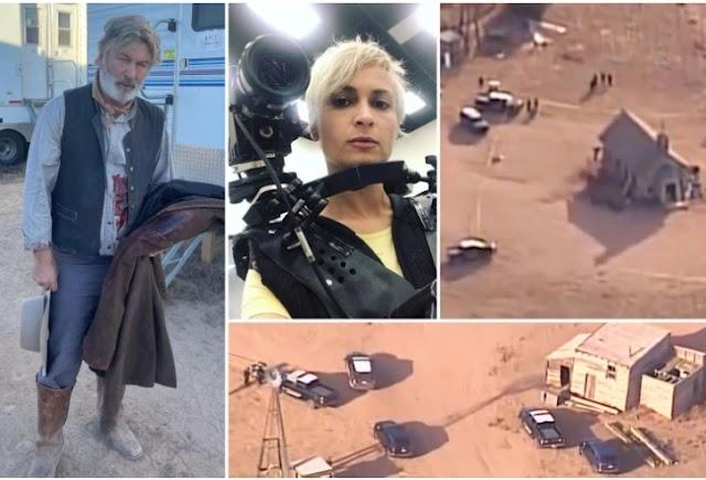 Τραγωδία στα γυρίσματα ταινίας εκπυρσοκρότησε το όπλο του Άλεκ Μπάλντουιν – Νεκρή η διευθύντρια φωτογραφίας (βίντεο)