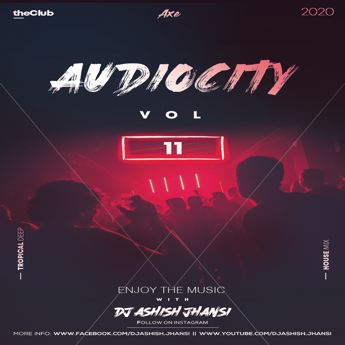 Audiocity Vol.11 DJ Ashish