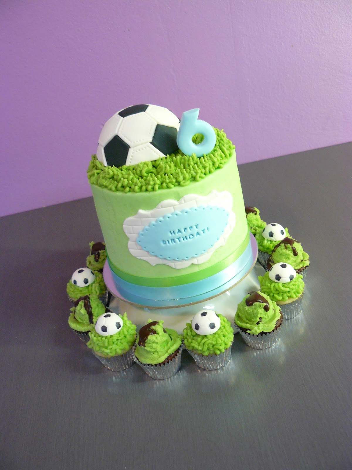 The Cup Cake Taste Brisbane Cupcakes Soccer Cake And