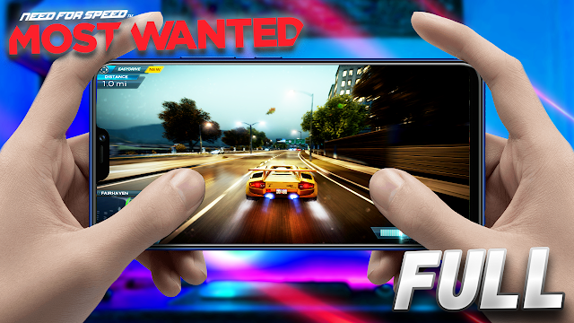 Need for Speed™ Most Wanted (FULL) v1.3.128 Para Teléfonos Android [Apk]