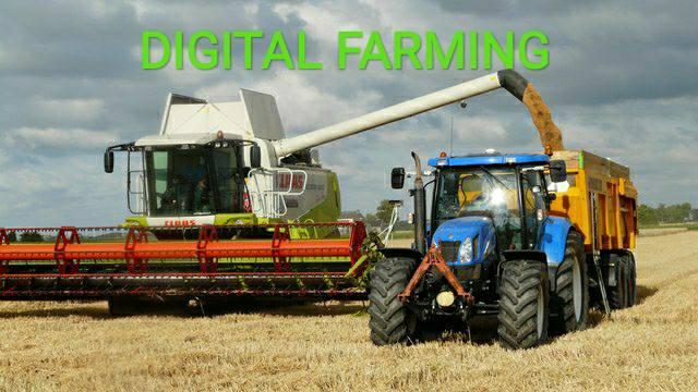 Digital Farming Market: Future Scope, Technological Innovations, international trade Analysis and Demand Forecast, 2024