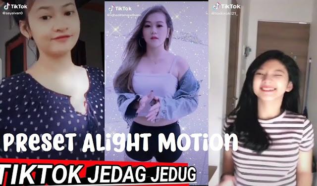Download Preset Alight Motion Jedag Jedug DJ