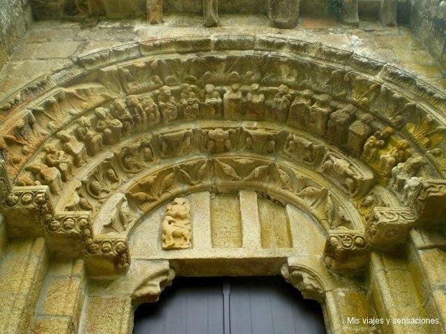 Monasterio de Carboeiro, comarca del Deza, Galicia