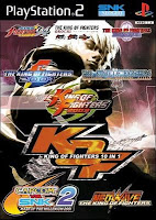 The King of Fighters 10 in 1 (PS2) 2008