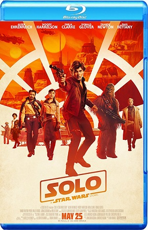 Solo A Star Wars Story 2018 BRRip BluRay 720p