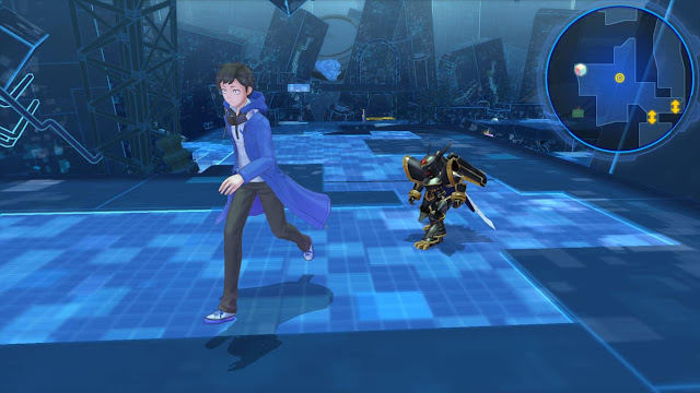 Bandai Namco released details about Digimon Story: Cyber Sleuth Hacker's Memory limited edition