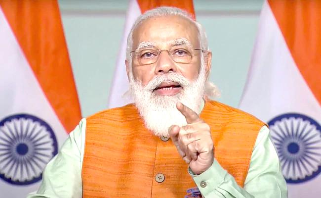 PM Modi to address farmers