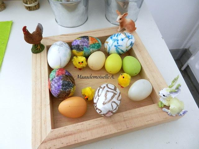 || Table des saisons : Le printemps et Pâques