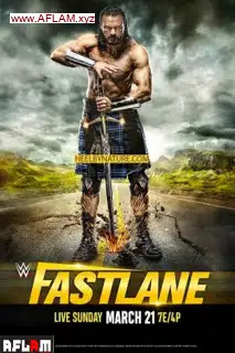 عرض WWE Fastlane 2021 مترجم اون لاين