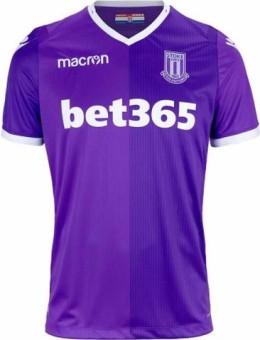 ストーク・シティFC 2018-19 ユニフォーム-アウェイ