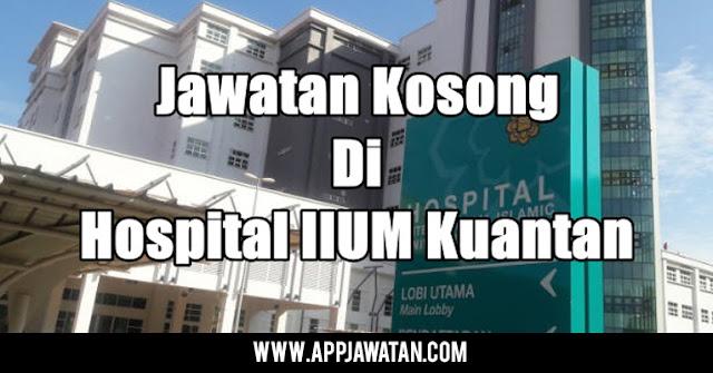 Jawatan Kosong di IIUM Medical Centre