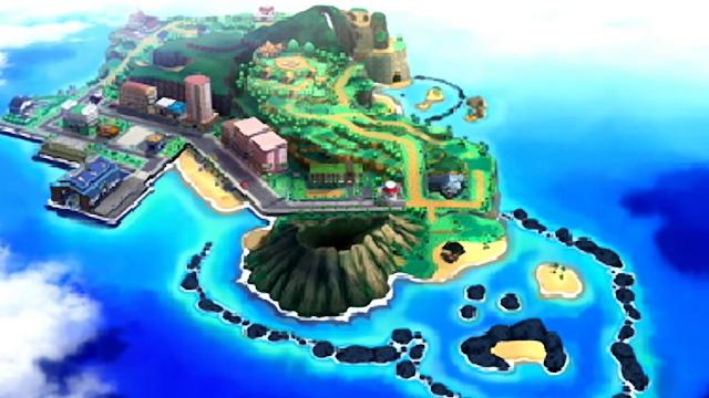 Primer tráiler del anime de Pokémon Sol y Luna, Ash va a la escuela