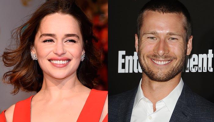 Glen Powell e Emilia Clarke vão estrelar comédia romântica