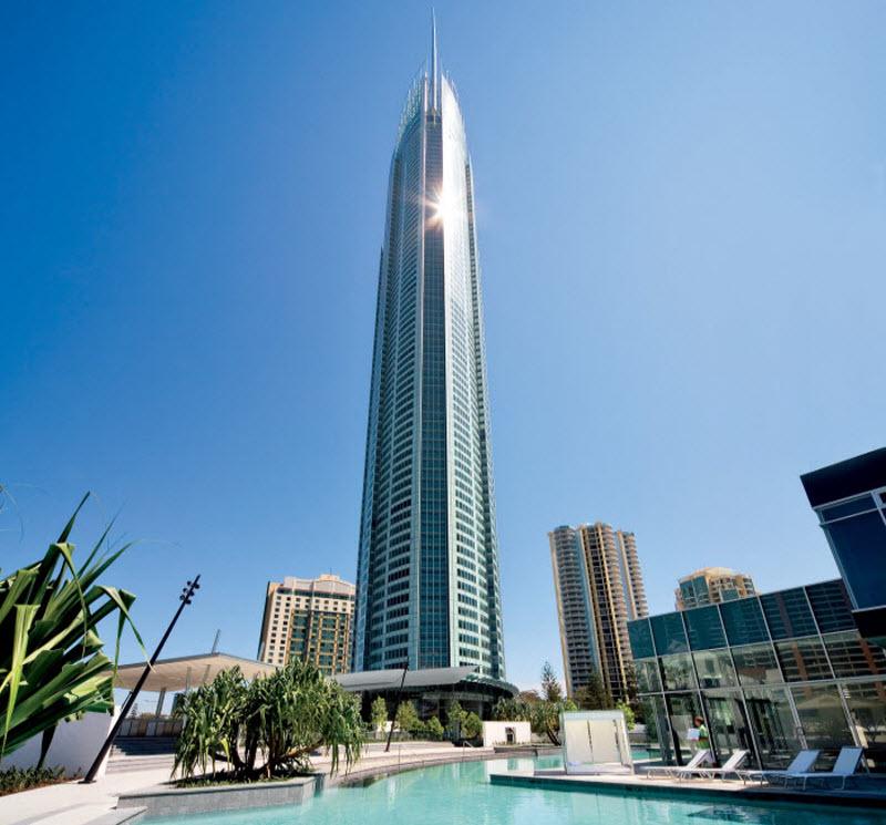 Top 10 Tallest Buildings in Australia
