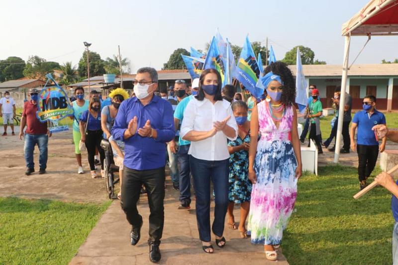 Processo de exclusão do MDB em Juruti sobe para o TRE; sigla venceu nas urnas