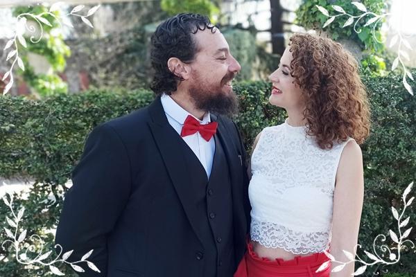Primer aniversario boda
