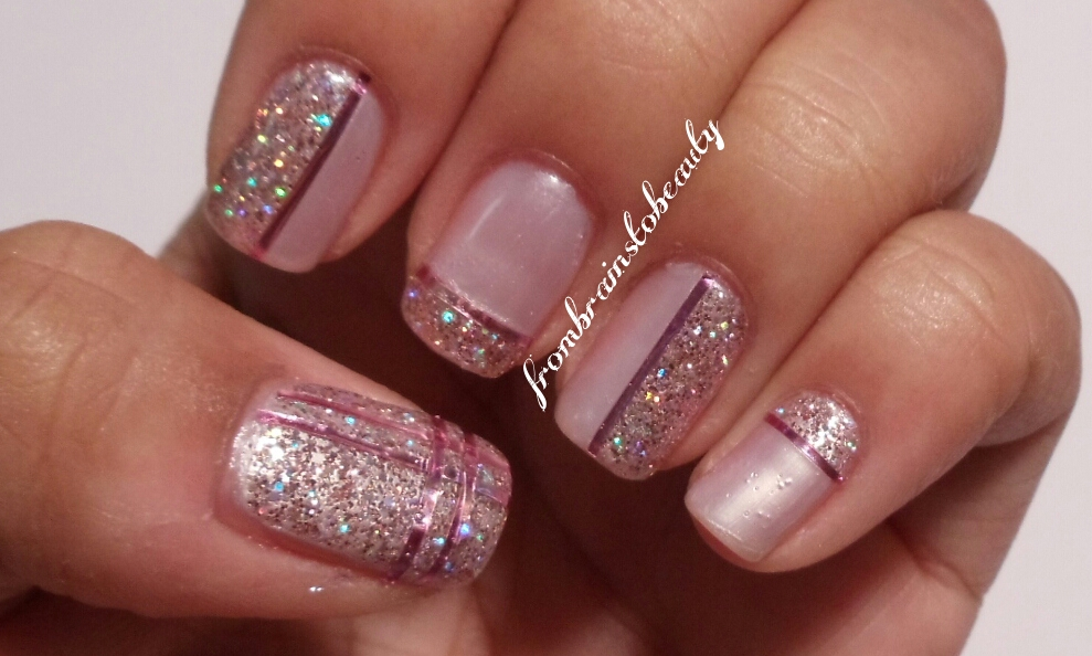 Glitter Nail Designs - Pccala