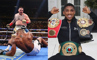 Andy Ruiz set to refuse rematch with Anthony Joshua in UK