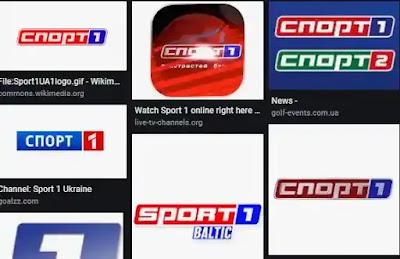 تردد قناة Sport 1 Ukraine مجموعة القنوات الرياضية الاوكرانية الناقلة لدوري ابطال اسيا واوروبا