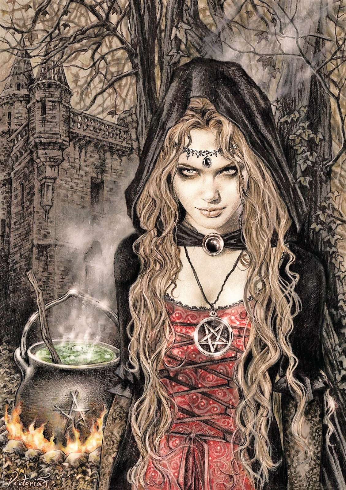 beroemde heksen